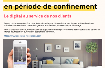 Visite Virtuelle - Executive Relocations